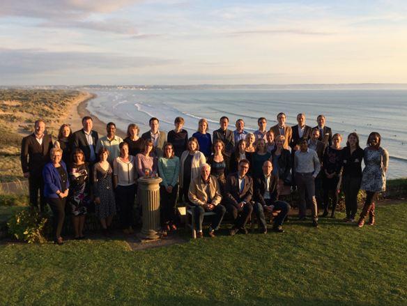 NEYD meeting 2014 in Devon, United Kingdom