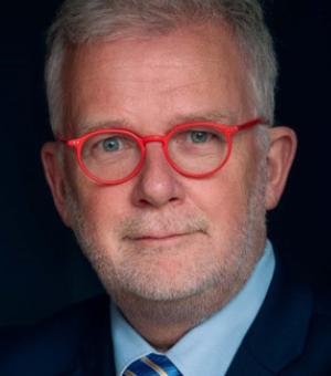 Prof. dr. Aart Jan van der Leij