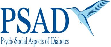 Logo PSAD PsychoSocial Aspects of Diabetes